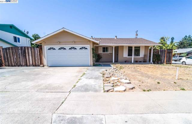 4211 Bidwell Dr, Fremont, CA 94538 (#40867818) :: Armario Venema Homes Real Estate Team