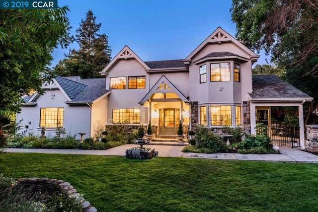 300 Livorna Heights Road, Alamo, CA 94507 (#40877416) :: Armario Venema Homes Real Estate Team