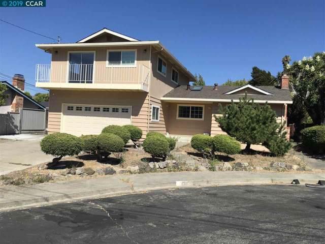 207 Dutra Ct, Pinole, CA 94564 (#40879653) :: Armario Venema Homes Real Estate Team