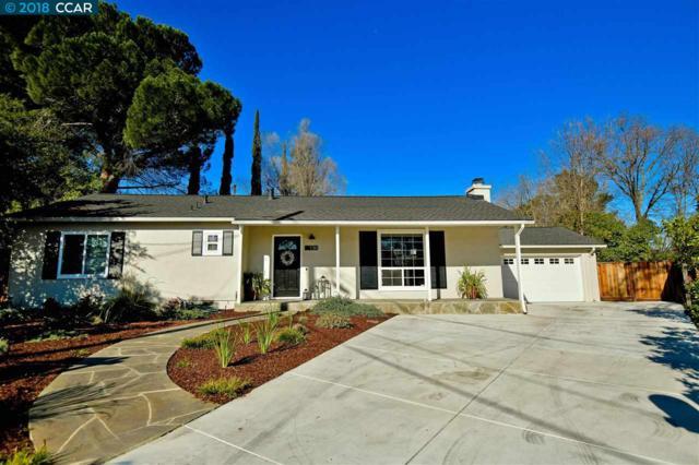 130 Wyatt Cir, Pleasant Hill, CA 94523 (#40810924) :: The Lucas Group