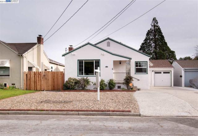 1623 Ward St, Hayward, CA 94541 (#40814326) :: Armario Venema Homes Real Estate Team