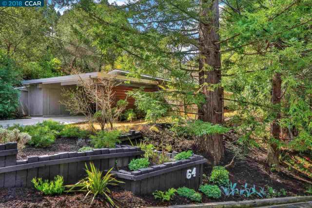 64 Evergreen Drive, Orinda, CA 94563 (#40814381) :: J. Rockcliff Realtors
