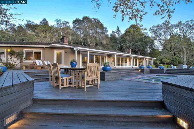 399 Camino Sobrante, Orinda, CA 94563 (#40816237) :: Armario Venema Homes Real Estate Team