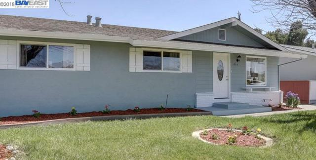 1924 Tulane St, Union City, CA 94587 (#40818322) :: RE/MAX TRIBUTE