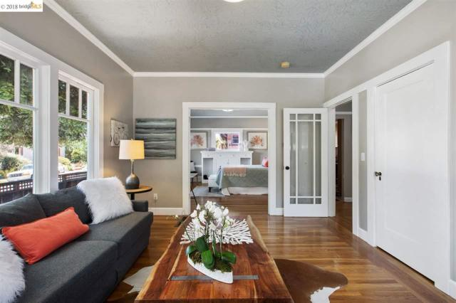 6426 Benvenue Ave #1, Oakland, CA 94618 (#40825875) :: The Grubb Company