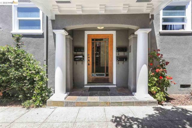 6426 Benvenue Ave #3, Oakland, CA 94618 (#40826065) :: The Grubb Company