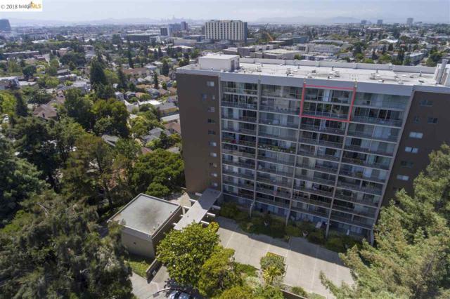 1 Kelton Ct 10J, Oakland, CA 94611 (#40828943) :: Armario Venema Homes Real Estate Team