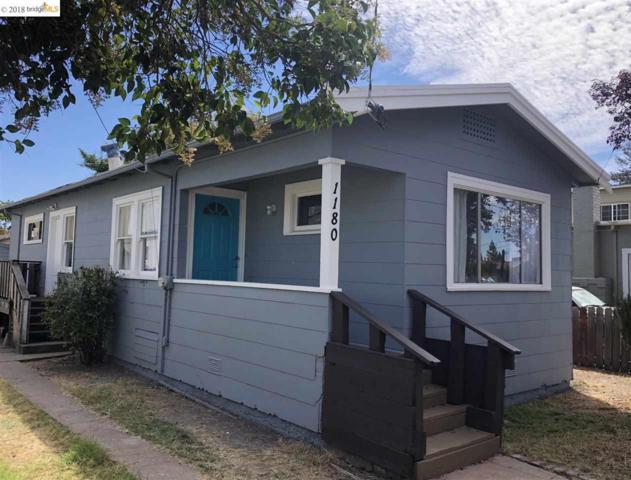 1180 61st Avenue, Oakland, CA 94621 (#40838210) :: Armario Venema Homes Real Estate Team