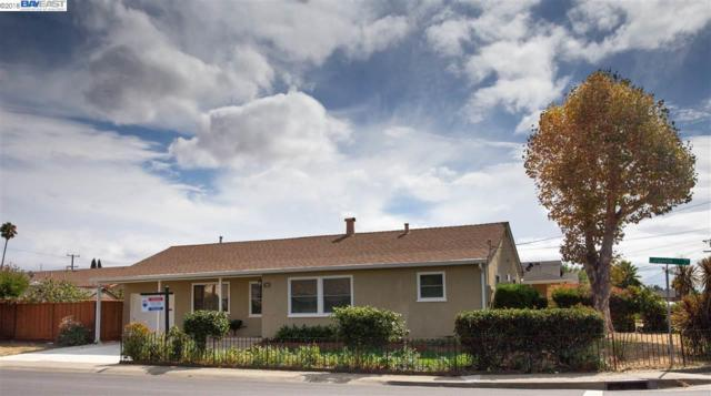 241 Lafayette Ave, Hayward, CA 94544 (#40841042) :: The Lucas Group