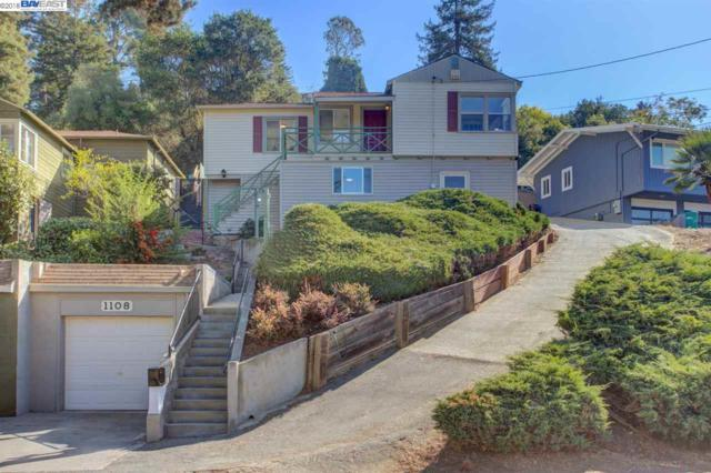 1108 Mountain Blvd, Oakland, CA 94611 (#40842068) :: The Lucas Group