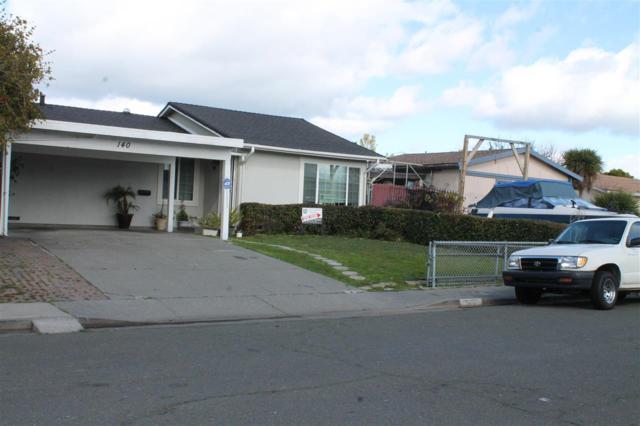 140 Litchfield Ct., Vallejo, CA 94589 (#40852657) :: Armario Venema Homes Real Estate Team