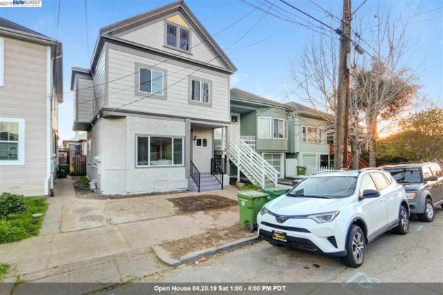 737 44th Street, Oakland, CA 94609 (#40857062) :: Armario Venema Homes Real Estate Team
