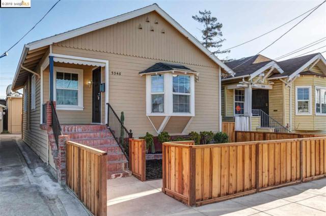 5546 E 16Th St, Oakland, CA 94621 (#40858288) :: Armario Venema Homes Real Estate Team