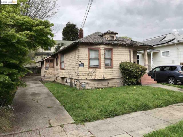 918 60Th St, Oakland, CA 94608 (#40860113) :: Armario Venema Homes Real Estate Team