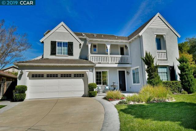 707 Hollyview Ct, San Ramon, CA 94582 (#40860977) :: Armario Venema Homes Real Estate Team