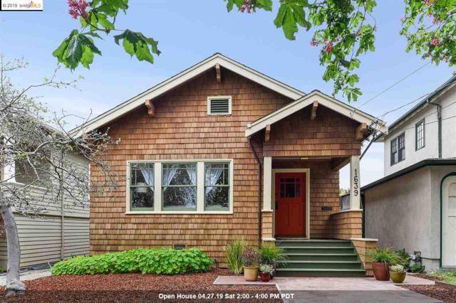 1639 Delaware St, Berkeley, CA 94703 (#40861376) :: Armario Venema Homes Real Estate Team