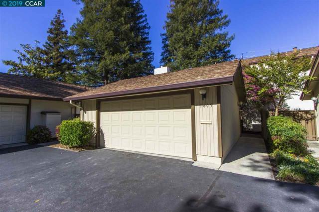 1605 Countrywood Ct, Walnut Creek, CA 94598 (#40861793) :: Armario Venema Homes Real Estate Team