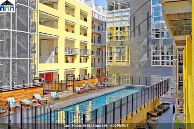 311 Oak St #813, Oakland, CA 94607 (#40863257) :: Armario Venema Homes Real Estate Team
