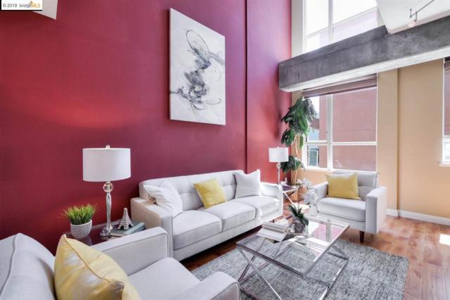 5855 Horton St #701, Emeryville, CA 94608 (#40864808) :: Armario Venema Homes Real Estate Team