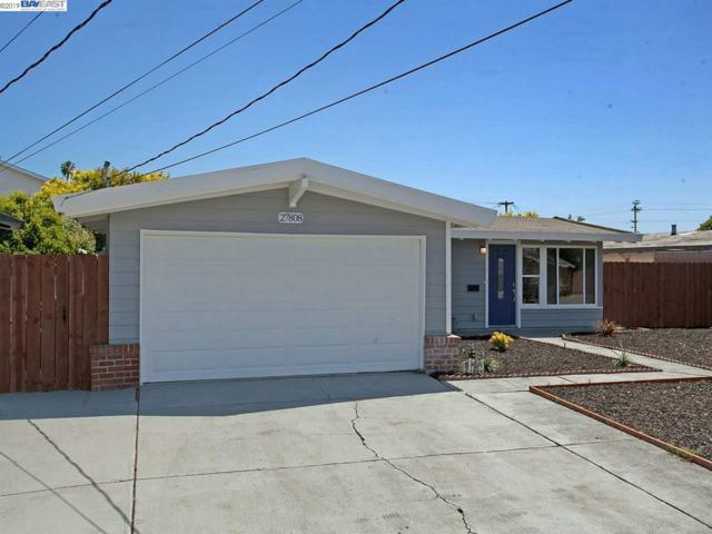 27808 Gainesville Ave, Hayward, CA 94545 (#40865028) :: Armario Venema Homes Real Estate Team