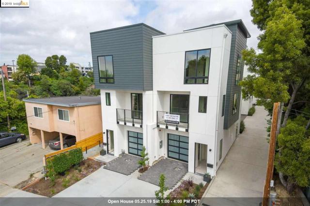 471 D Jean Street, Oakland, CA 94610 (#40865350) :: The Grubb Company
