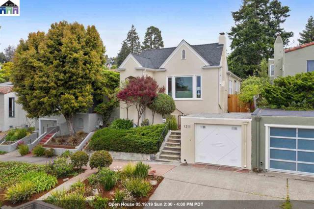 1211 Henry St, Berkeley, CA 94709 (#40865839) :: Armario Venema Homes Real Estate Team