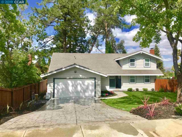 10 Greyfell Pl, Pleasant Hill, CA 94523 (#40866344) :: The Grubb Company