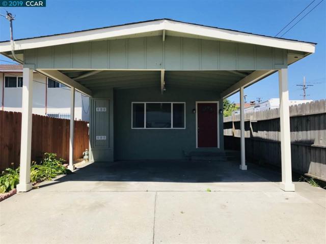 219 S 6Th St, Richmond, CA 94804 (#40868608) :: Armario Venema Homes Real Estate Team