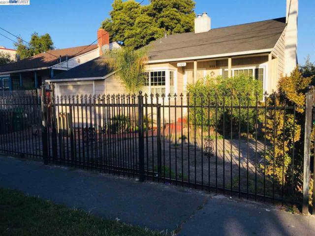 1386 62nd Ave, Oakland, CA 94621 (#40869107) :: Armario Venema Homes Real Estate Team