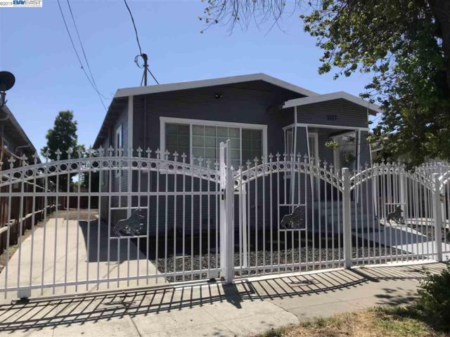 7107 Holly St, Oakland, CA 94621 (#40869385) :: Armario Venema Homes Real Estate Team