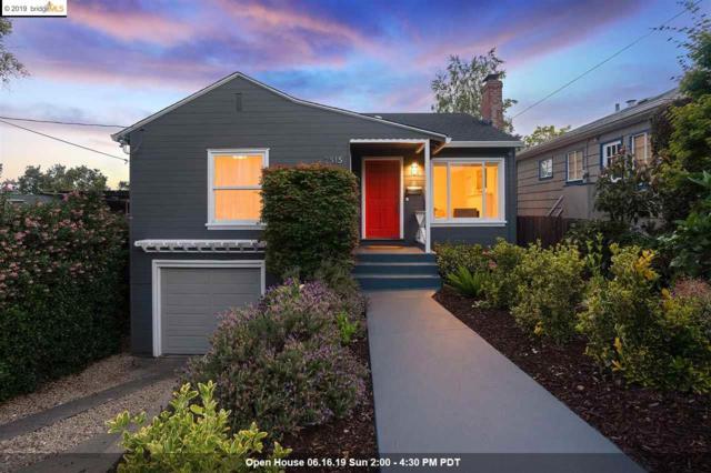 2515 Alida St, Oakland, CA 94602 (#40869809) :: Armario Venema Homes Real Estate Team