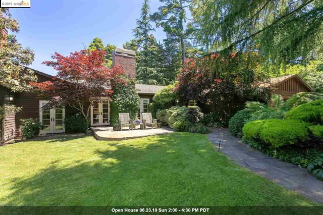 9535 Skyline Blvd, Oakland, CA 94611 (#40870178) :: Armario Venema Homes Real Estate Team