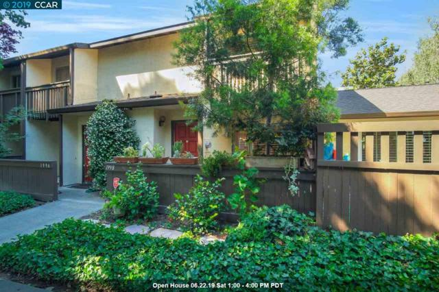 1998 Pomar Way, Walnut Creek, CA 94598 (#40870461) :: The Grubb Company