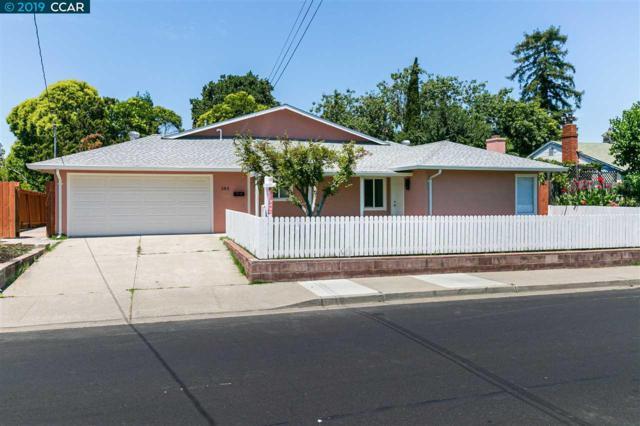 285 Gregory Ln, Pleasant Hill, CA 94523 (#40870528) :: J. Rockcliff Realtors