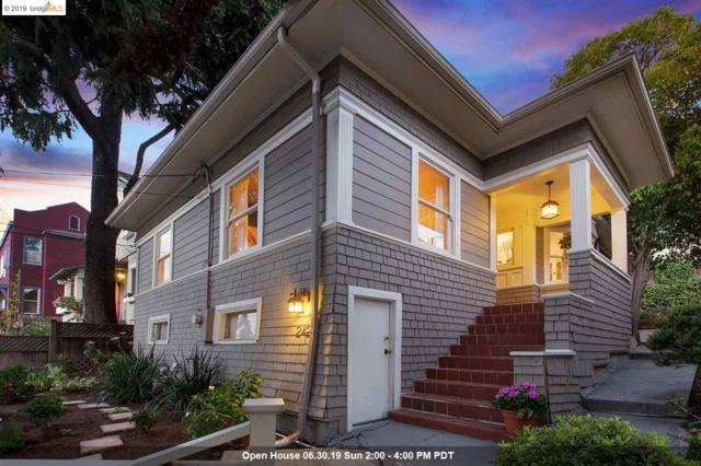 242 Oakland Ave, Oakland, CA 94611 (#40871172) :: The Grubb Company