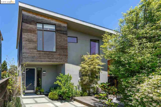 1537 Oregon St, Berkeley, CA 94703 (#40871451) :: The Grubb Company