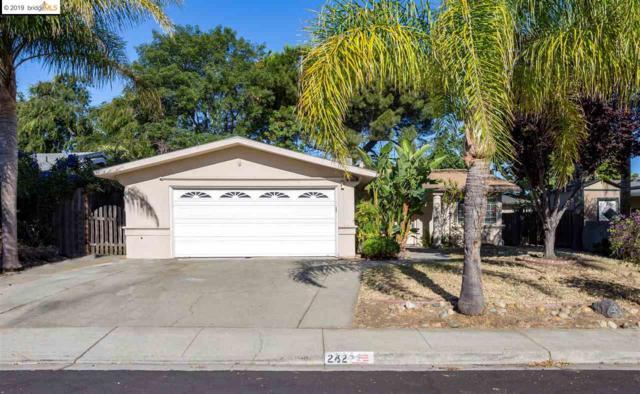 242 San Bernardino Ct, Bay Point, CA 94565 (#40872566) :: Armario Venema Homes Real Estate Team