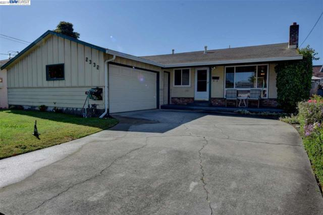 2332 Cryer St, Hayward, CA 94545 (#40872731) :: Armario Venema Homes Real Estate Team