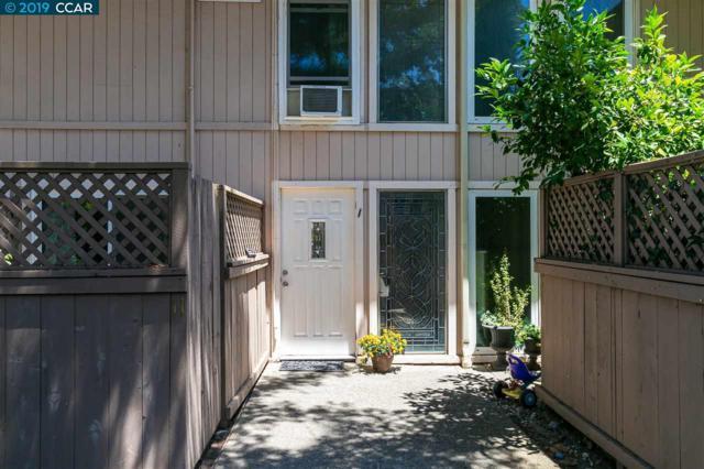 1681 Alvarado Ave #11, Walnut Creek, CA 94597 (#40873235) :: Armario Venema Homes Real Estate Team
