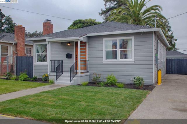 7609 Halliday Ave, Oakland, CA 94605 (#40873411) :: Armario Venema Homes Real Estate Team