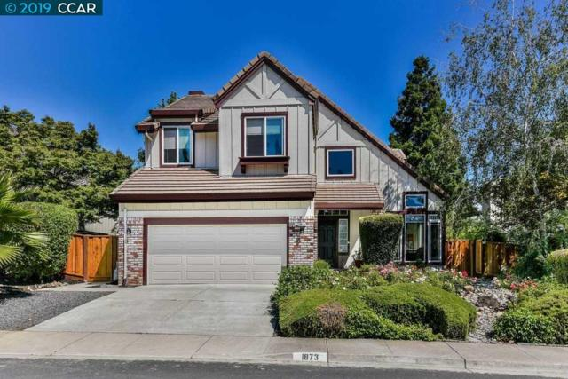 1873 Eagle Peak Ave, Clayton, CA 94517 (#40873797) :: Armario Venema Homes Real Estate Team