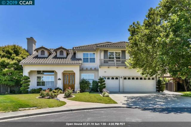 1055 Pebble Beach Dr, Clayton, CA 94517 (#40873900) :: Armario Venema Homes Real Estate Team