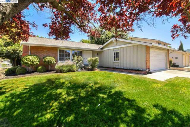 5502 Corte Sonora, Pleasanton, CA 94566 (#40873918) :: Armario Venema Homes Real Estate Team