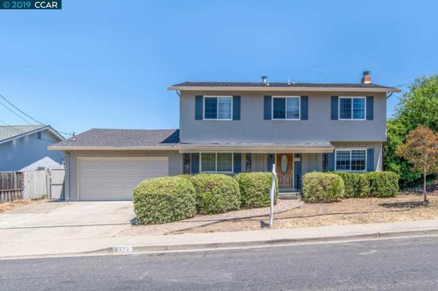 2175 Norse Drive, Pleasant Hill, CA 94523 (#40874590) :: The Grubb Company
