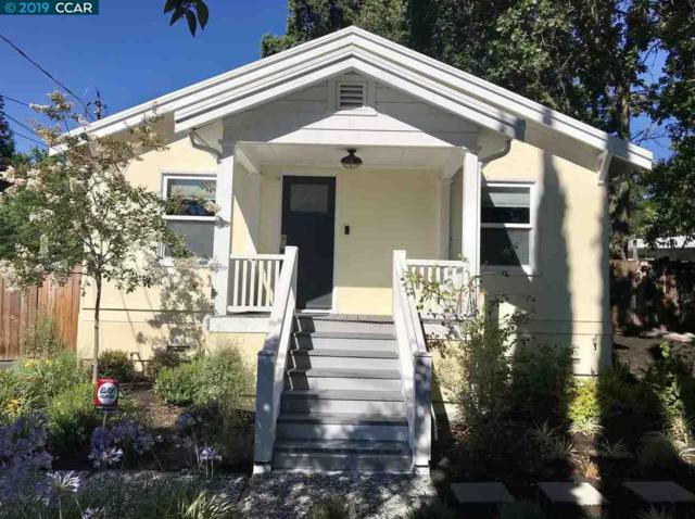 2139 Hillside Ave, Walnut Creek, CA 94597 (#40874667) :: Realty World Property Network