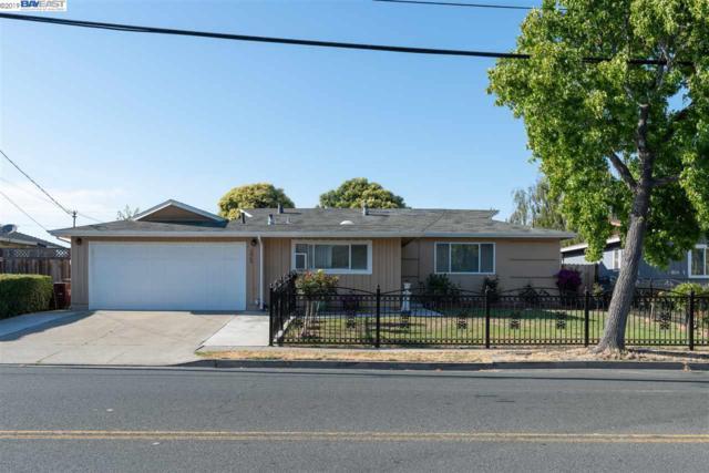 1063 Gomer Street, Hayward, CA 94544 (#40874801) :: The Grubb Company