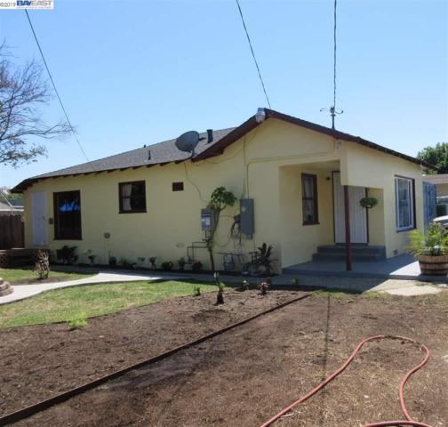 257 Smalley Ave, Hayward, CA 94541 (#40876126) :: Realty World Property Network