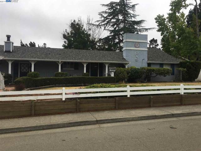 17537 Parker Road, Castro Valley, CA 94546 (#40877527) :: Realty World Property Network