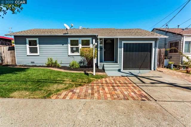 876 Amador St, Richmond, CA 94805 (#40880566) :: Armario Venema Homes Real Estate Team