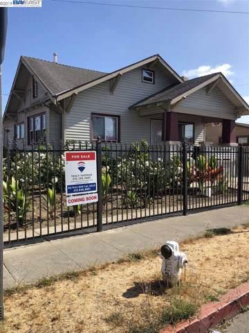 1976 Auseon Ave, Oakland, CA 94621 (#40881337) :: Armario Venema Homes Real Estate Team